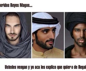 handsome, reyes magos, and nice image