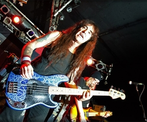 iron maiden and steve harris image
