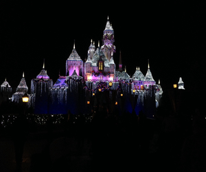 beautiful, disneyland, and castle image
