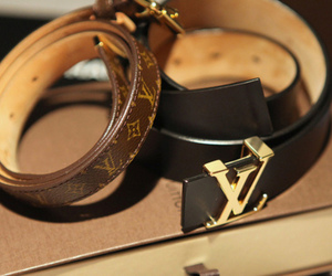 belt and Louis Vuitton image