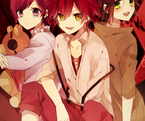 visual novel, raito sakamaki, and diabolik lovers image