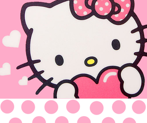 Hello Kitty Pink And Cute Image