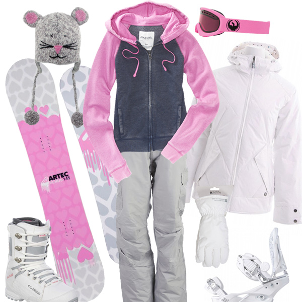 Cute Snowboard Outfits Shared By Prettyprincess Us