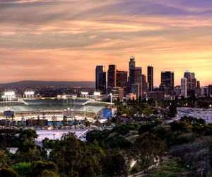 baseball, dodgers, and hometown image