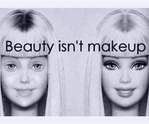 barbie, beauty, and makeup image