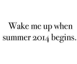 summer, 2014, and quote image