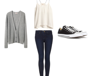 converse, cute, and outfit image