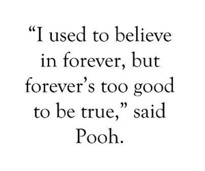 pooh, quotes, and love image