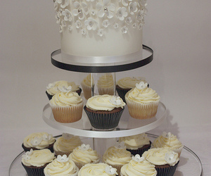 black, decorated, and fondant image