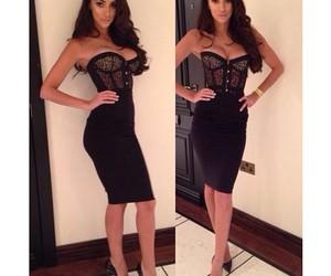 dress, beauty, and georgia salpa image
