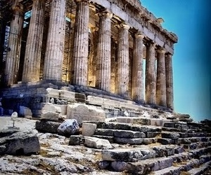 Greece, Athens, and history image