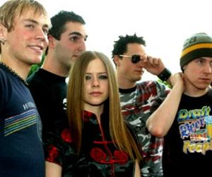 Avril Lavigne, evan taubenfeld, and old avril image
