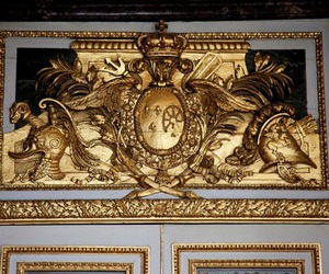crown, relief, and versailles image