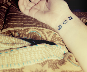 simple plan and tattoo image