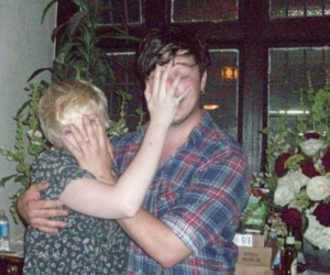 Laura Marling, marcus mumford, and mumford and sons image