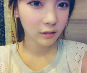 girl, ulzzang, and korea image
