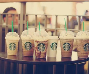 coffee, drink, and frappuccino image