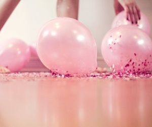 balloons, party, and celebration image