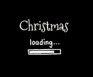 christmas, loading, and winter image