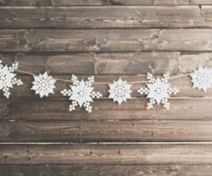header, white, and snowflake image