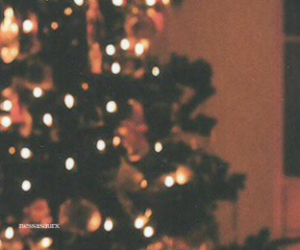 christmas, christmas tree, and header image