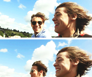 Hot, smile, and larry image