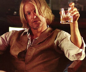 the hunger games, haymitch, and haymitch abernathy image