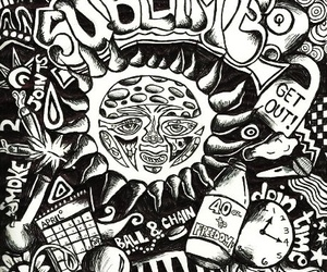 sublime and drawing image