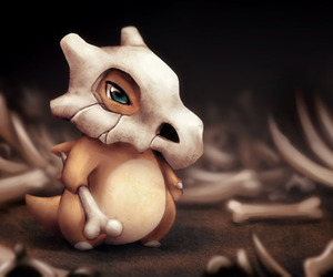 pokemon and cubone image