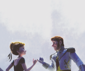 anna, disney, and movie image