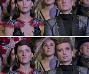 funny, lol, and hunger games image