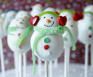 snowman and christmas image