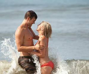 beach, josh duhamel, and photo shoot image