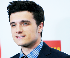 josh, sexy, and hunger games image