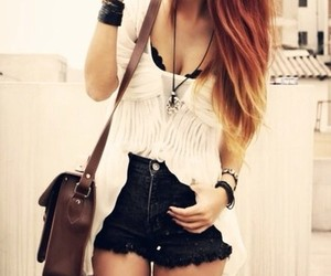 black, outfits, and clothes image