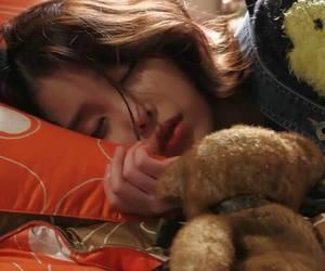 pretty man, sleep, and dorama image