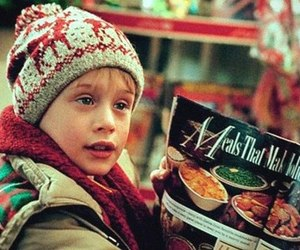home alone, christmas, and winter image