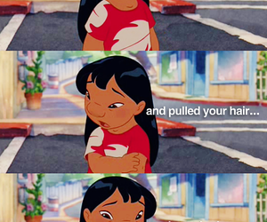 disney, quotes, and lilo image