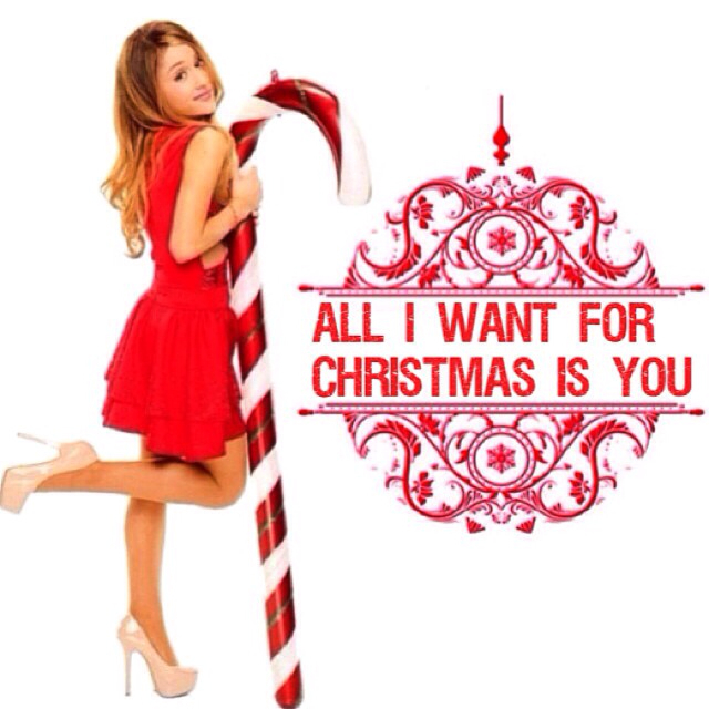 All I Want For Christmas Is You Original.Ariana Grande All I Want For Christmas Is You