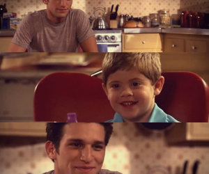 daren kagasoff, family, and father and son image
