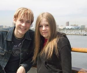 Avril Lavigne, Avril, and boy image