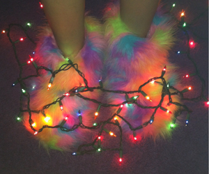boots, christmas, and colorful image