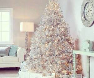 christmas, white, and winter image