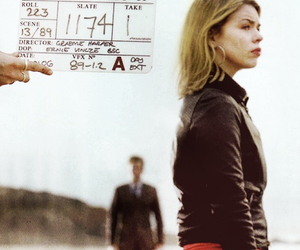 billie piper, doctor who, and doomsday image