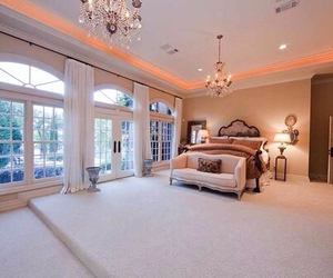 bedroom, Dream, and fashion image
