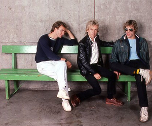 band, sting, and the police image