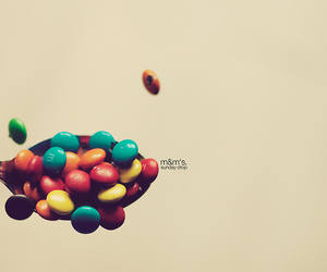 candy, m&ms, and somethinglove image