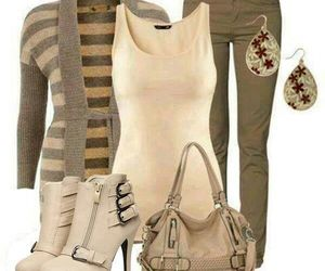 fall and spring outfit image