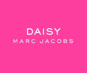 daisy, pink, and marc jacobs image