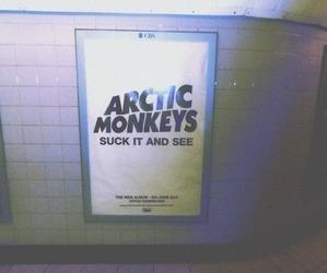 arctic monkeys, indie, and grunge image